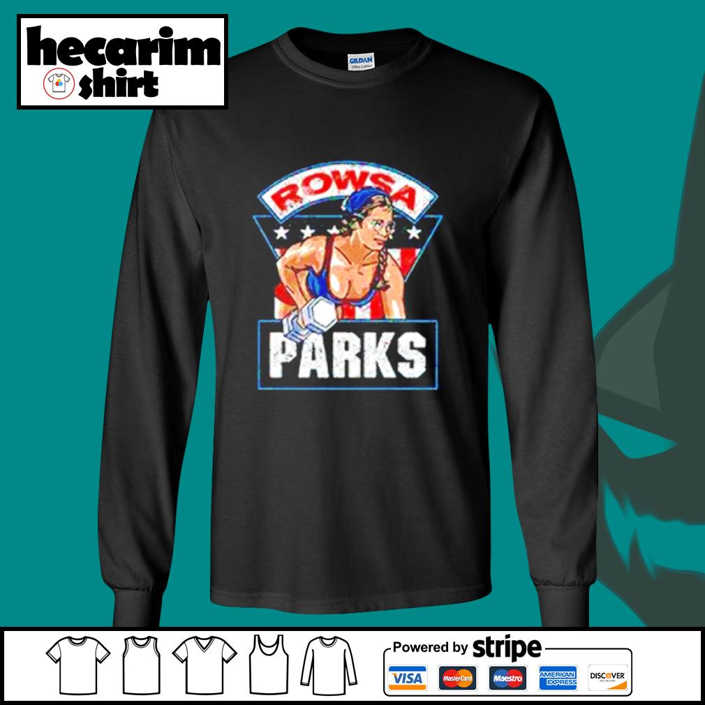 Rowsa parks s Long-Sleeves-Tee