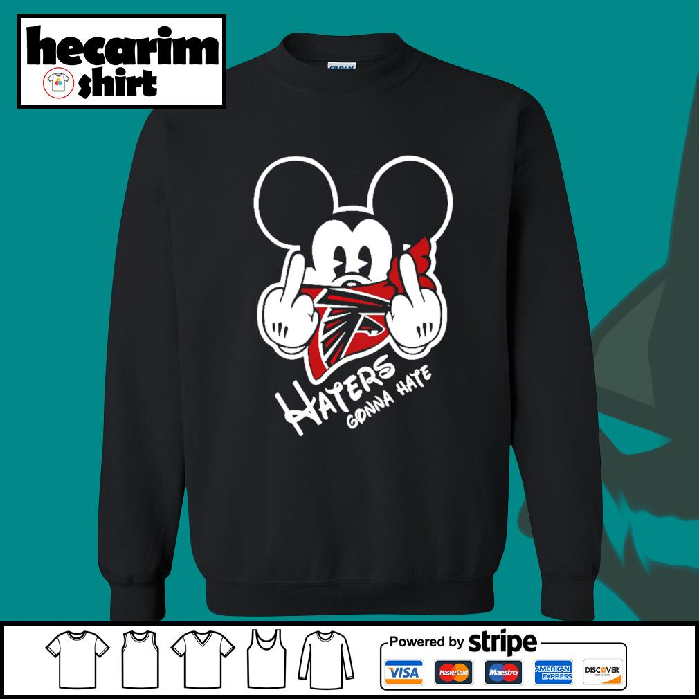 Mickey Atlanta Falcons haters gonna hate s Sweater